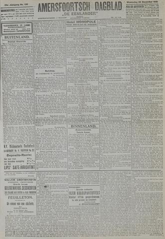 Amersfoortsch Dagblad / De Eemlander 1921-11-30