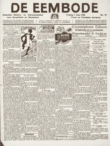 De Eembode 1928-06-01
