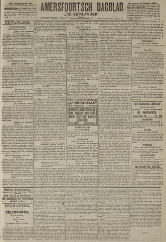 Amersfoortsch Dagblad / De Eemlander 1923-10-31