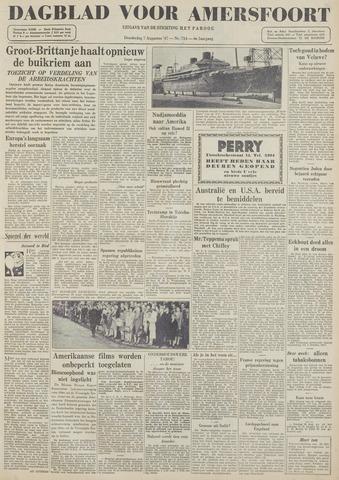 Dagblad voor Amersfoort 1947-08-07