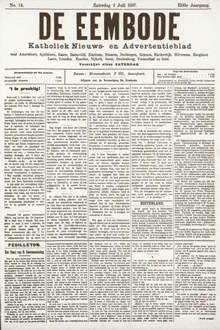 De Eembode 1897-07-03