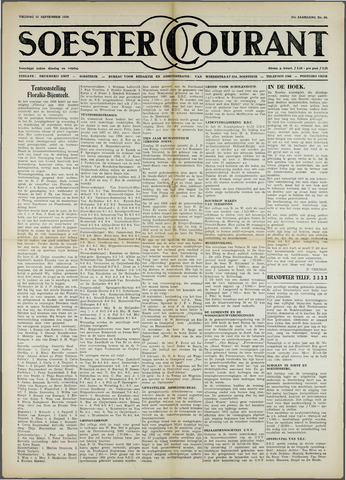 Soester Courant 1959-09-11