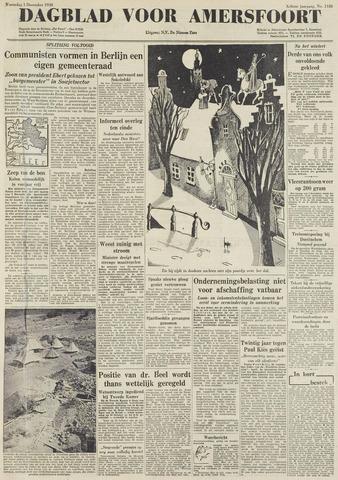 Dagblad voor Amersfoort 1948-12-01