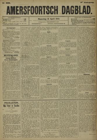 Amersfoortsch Dagblad 1910-05-25
