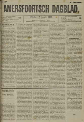 Amersfoortsch Dagblad 1902-11-04
