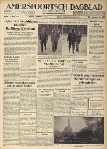 Amersfoortsch Dagblad / De Eemlander 1939-05-12