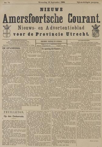 Nieuwe Amersfoortsche Courant 1906-09-19