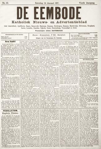 De Eembode 1891-01-24