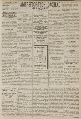 Amersfoortsch Dagblad / De Eemlander 1927-02-23