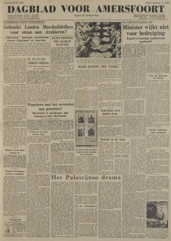 Dagblad voor Amersfoort 1948-05-22
