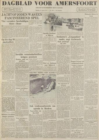 Dagblad voor Amersfoort 1947-04-15
