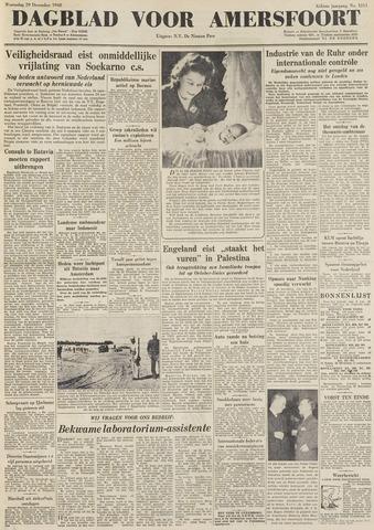 Dagblad voor Amersfoort 1948-12-29