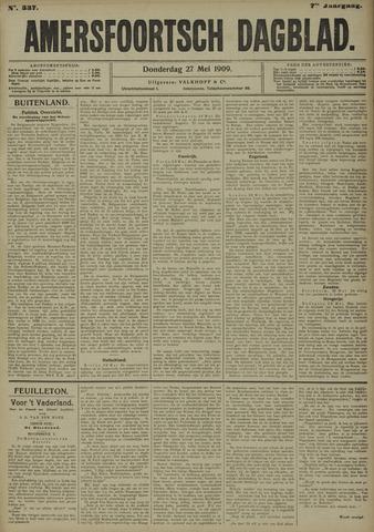 Amersfoortsch Dagblad 1909-05-27