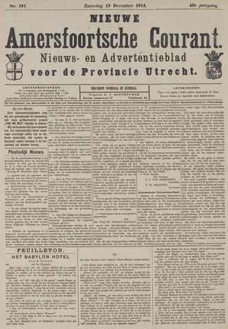 Nieuwe Amersfoortsche Courant 1914-12-19