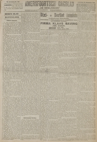 Amersfoortsch Dagblad / De Eemlander 1919-12-20