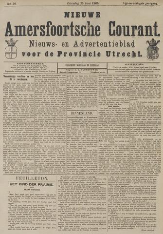 Nieuwe Amersfoortsche Courant 1906-06-23