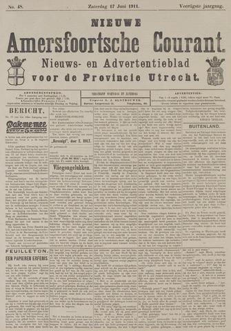 Nieuwe Amersfoortsche Courant 1911-06-17