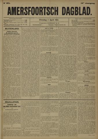 Amersfoortsch Dagblad 1912-04-02