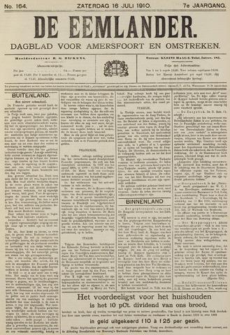 De Eemlander 1910-07-16