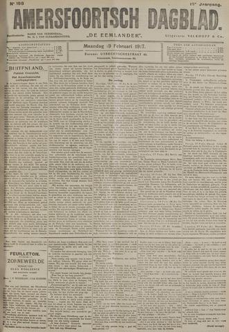 Amersfoortsch Dagblad / De Eemlander 1917-02-19