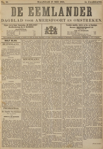 De Eemlander 1908-05-18