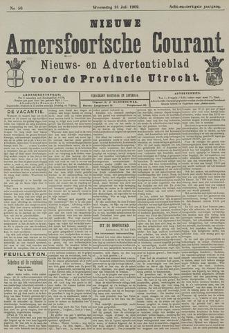 Nieuwe Amersfoortsche Courant 1909-07-14