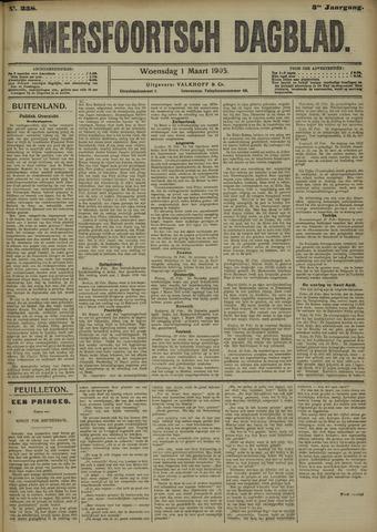 Amersfoortsch Dagblad 1905-03-01