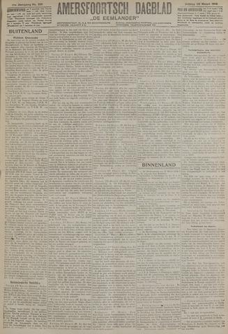 Amersfoortsch Dagblad / De Eemlander 1919-03-28
