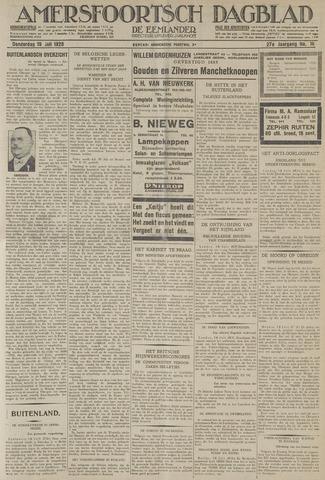 Amersfoortsch Dagblad / De Eemlander 1928-07-19