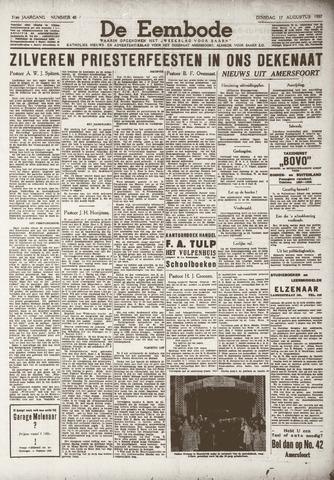 De Eembode 1937-08-17