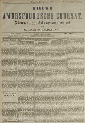 Nieuwe Amersfoortsche Courant 1895-09-25