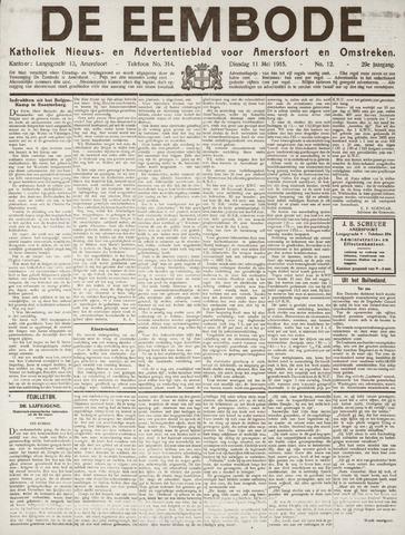 De Eembode 1915-05-11