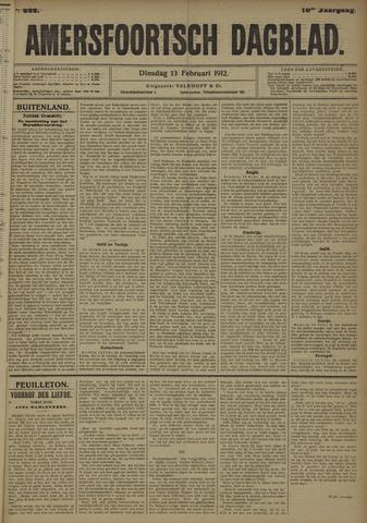 Amersfoortsch Dagblad 1912-02-13
