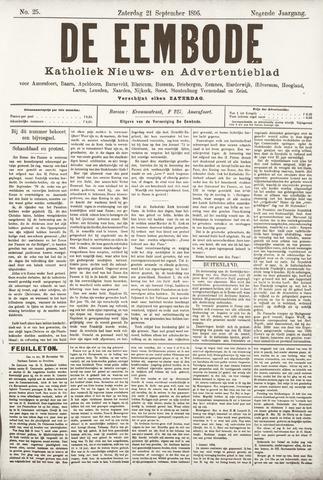 De Eembode 1895-09-21