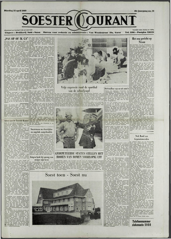Soester Courant 1969-04-22