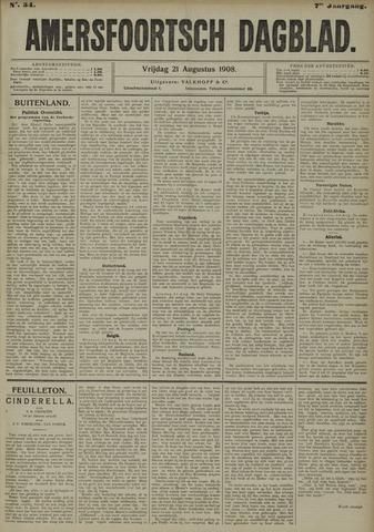 Amersfoortsch Dagblad 1908-08-21