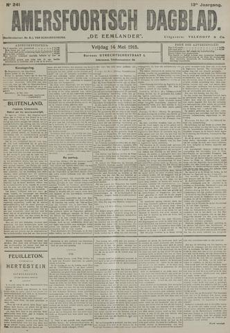 Amersfoortsch Dagblad / De Eemlander 1915-05-14