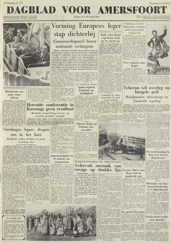 Dagblad voor Amersfoort 1951-07-25