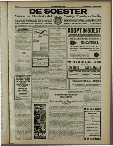 De Soester 1932-02-20