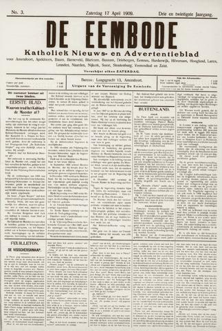 De Eembode 1909-04-17