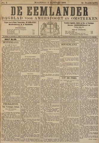 De Eemlander 1909-01-04