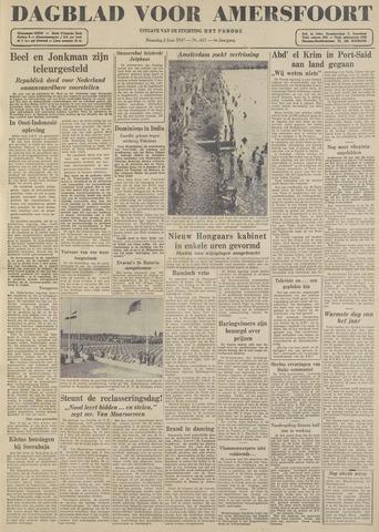 Dagblad voor Amersfoort 1947-06-02
