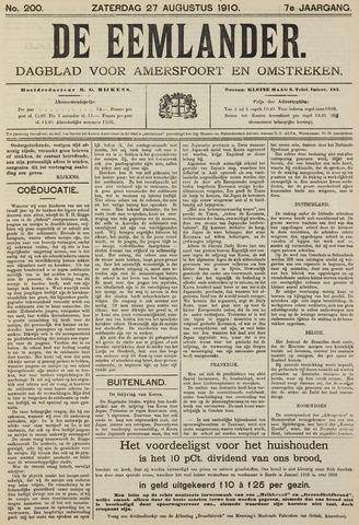De Eemlander 1910-08-27