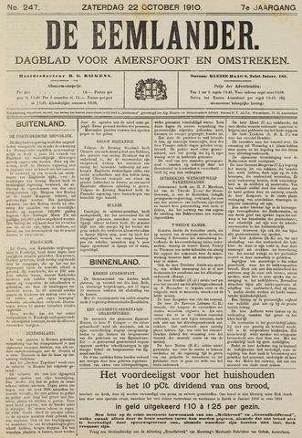 De Eemlander 1910-10-22