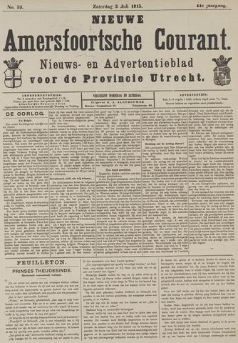 Nieuwe Amersfoortsche Courant 1915-07-03