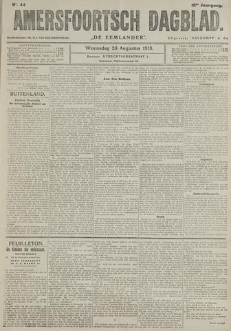 Amersfoortsch Dagblad / De Eemlander 1913-08-20