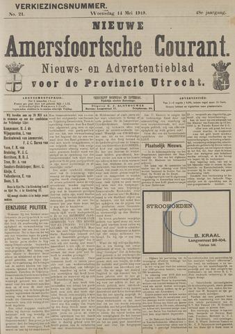Nieuwe Amersfoortsche Courant 1919-05-14