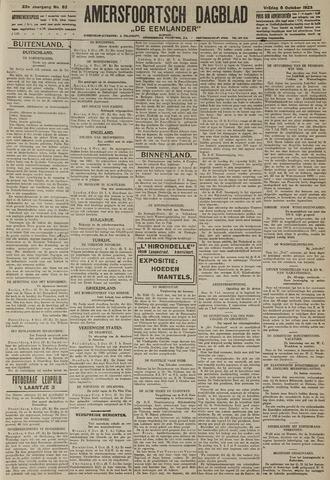 Amersfoortsch Dagblad / De Eemlander 1923-10-05