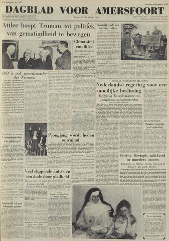Dagblad voor Amersfoort 1950-12-04