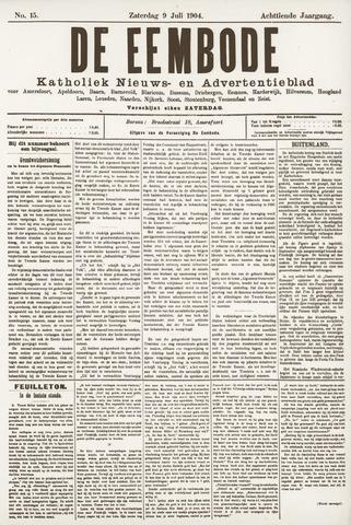 De Eembode 1904-07-09